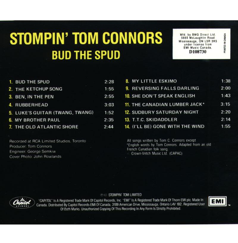 Capital / EMI | Stompin' Tom Connors